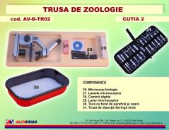Trusa de zoologie