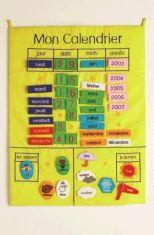 Flanelograf - calendar
