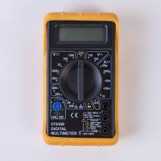 Multimetru digital cu afisare LCD