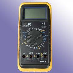 Instrument universal de masura - Multimetru digital MY64