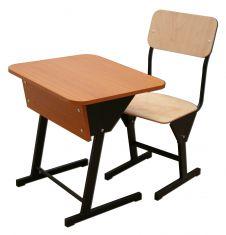 Set individual ATLAS reglabil – P – banca si scaun