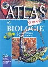 Atlas scolar de biologie - zoologic