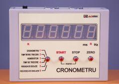 Cronometru electronic pentru experimente demonstrative (2 porti)