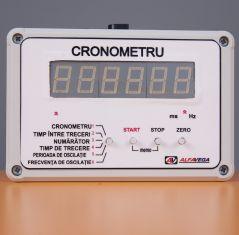 Cronometru electronic pentru o grupa de elevi