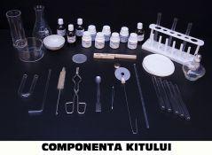 KIT 6. Sistemul periodic al elementelor - liceu