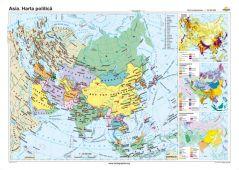 Asia: Harta politica