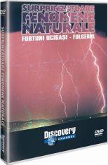Surprinzatoare fenomene naturale - Furtuni ucigase. Fulgerul - DVD