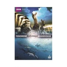 Fenomene naturale grandioase - DVD