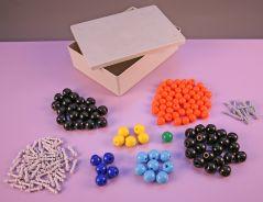 Modul de baza pentru constructia modelelor atomice si moleculare - elev