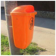 Cos de gunoi - 50 L