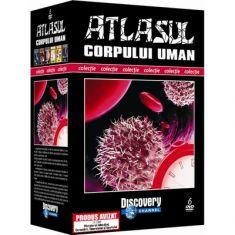 Colectie Atlasul corpului uman
