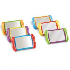 Totul despre mine - Jucărie oglindă 2 în 1
