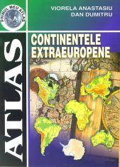 Atlas. Continentele extraeuropene