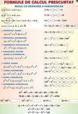 Formule de calcul prescurtat / Arii (duo)