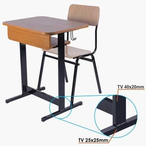 Set individual START fix – G – banca si scaun