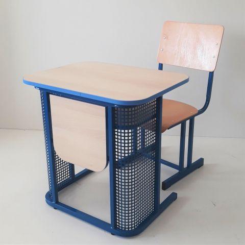 Set individual SOLO 2 fix (banca scolara si scaun scolar) - P